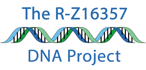 The R-Z16357 DNA Project